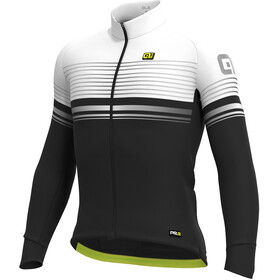 Alé Cycling Graphics PRR Slide Micro Jersey Heren, black-white